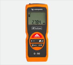TruCare laser distance meter D-50